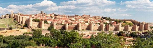 Ciudad de Avila, Castilla y Leon
