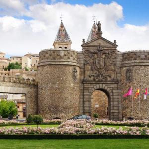 Puerta de Alfonso VI. Toledo