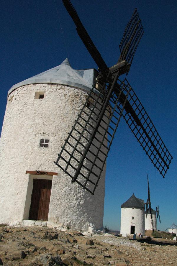 Windmill Consuegra