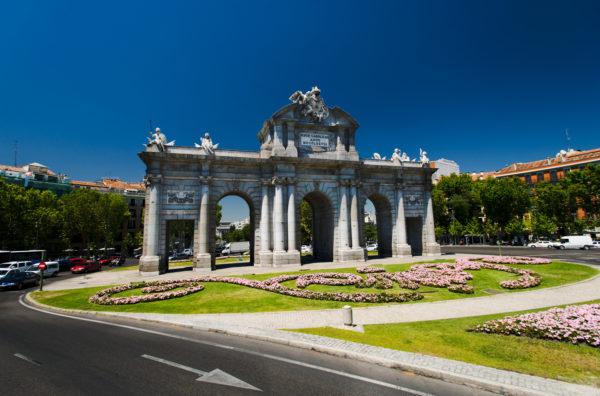 Puerta de Alcala (