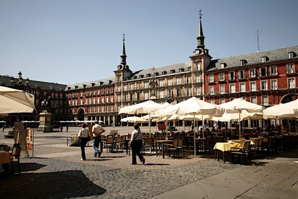 Plaza Mayor | Private Madrid