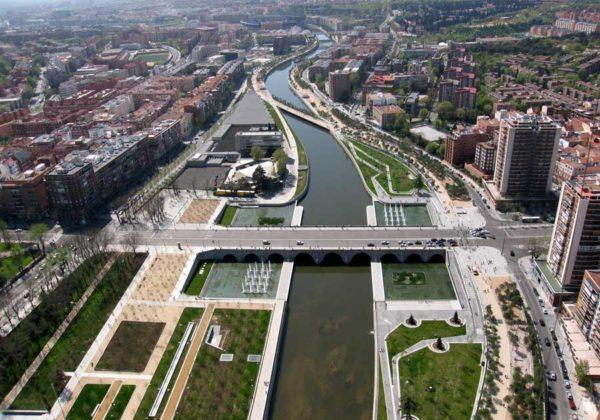 Madrid Rio Park